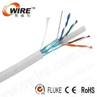 350mhz utp/ftp/stp cat6 lan cable 8cca solid 4pr 23awg cable