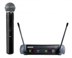 Shure Hot Sell Professional PGX24/BETA58 Wireless Microphone