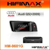 7 inch Car GPS DVD w/Touch digital screen,GPS,BT,Ipod,TV for AUDI Q5 2009 onward