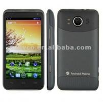 2012 Chinese Star V1277 4.3 inch Capacitive Dual Sim 3G GPS WiFi Android 4.0 ICS MTK6577 Phone
