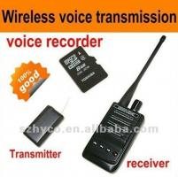 Micro Wireless Audio Transmitter Bug CW-04