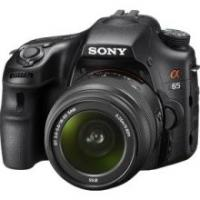 Sony a (alpha) SLT-A65VK Digital SLR Camera with DT 18-55mm lens