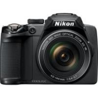 Nikon Coolpix P500 12.1 MP Digital Camera (Black)