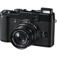 Fujifilm X10 12 MP Digital Camera (Black)