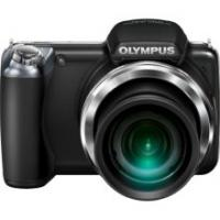 Olympus SP-810UZ Digital Camera - Jap/Eng (Black)