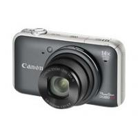 Canon PowerShot SX220 HS 12.1 MP Digital Camera (Gray)