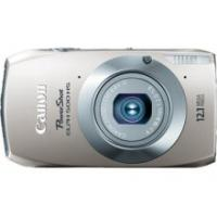 Canon PowerShot ELPH 500 HS 12.1 MP Digital Camera (Silver)