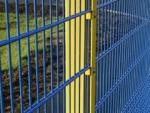 Double Wire Fence Double Wire Welded Fence Panel (Factory Exporter)