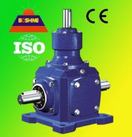 T Spiral Bevel Gear Box Reducer