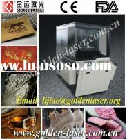 CO2 500W Laser Engraving Machine for Leather