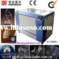 Acrylic Medal Engraving Laser Equipment