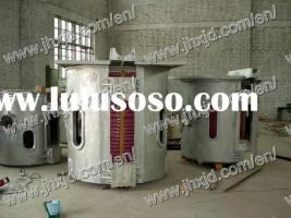 Copper Melting Induction Furnace 150kg