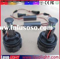 new design led car light/angel eyes led 20w