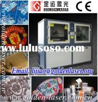 Auto Feeding Roll Label Cutting Laser Equipment