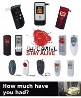 Breathalyzer Alcohol Tester -S...