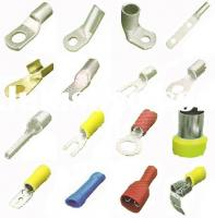 Copper cable terminals, Cable lugs, Wire terminals, Wire lugs