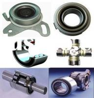 Wheel Hub Bearings, Water Pump Bearings, Universal Joint Bearings, Air-conditioner Bearings