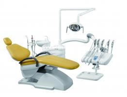 KJ-916 Dental Chair Unit with scaler and led light cure