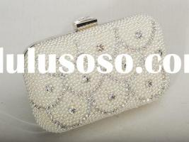 crystal evening bag clutch bag