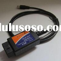 CY-B09,OBD-II Auto Scanner, Diagnostic cable,Standard USB