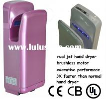 High efficient electric hand dryer