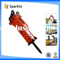 yanmar parts/ excavator attachments/ hydraulic pavement hammer breaker