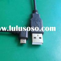 Left Angle/Right Angle Micro USB to USB Cable