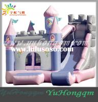 The Best Selling Customized Inflatable Castle Combo (with slide and  bouncer )