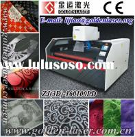 Leather Laser Engraving Cutting Machine Galvo