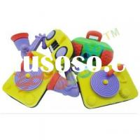 3D Magic Musical instruments Shaped Rubber Eraser