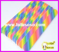 NAIL FILE OEM DESIGN PRINTING NAIL FILE WITH LOGO WHOLESALE NAIL FILE SPECIAL
