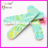 SAND PAPER MINI SIZE PROMOTION NAIL FILE NAIL FILE NAIL FILE WITH CUSTOMER LOGO BRAND