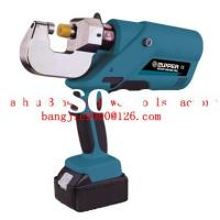 Hand Holding Battery Powered Riveting Tool