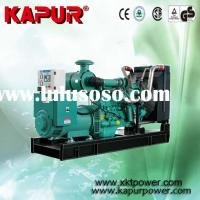 KAPUR water-cooling diesel generator spare parts for sale