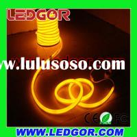 yellow Led Neon Flex for outdoor neon sign