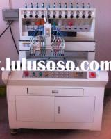 silicone wristband debossing machine