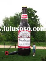 inflatable bottle model for outdoor advertising