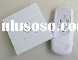 UK/EU Standard Touch Dimmer Switch with Remote function