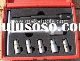 7pcs Diesel Injector Seat Cutter Set (MK0246) & Automobile tools