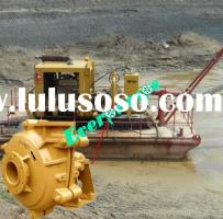 River and Harbor Sand dredging pump for Indonesia market