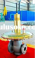 Natural Gas Pressure Regulator/Pressure relief valve