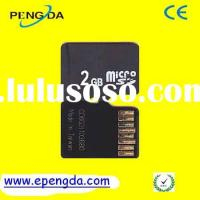 full 2gb micro sd memory card price,2gb taiwan micro sd card,bulk micro sd card 2gb