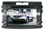 Car DVD Player/GPS Navigation/Radio/Amplifier/Bluetooth/Ipod for Honda CRV 2012