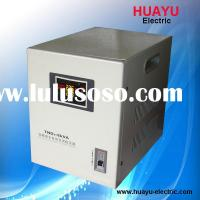 TND-2 single phase full automatic voltage stabilizer