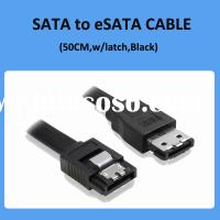 eSATA Connector to SATA Data Cable for HDD Drive