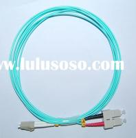 Factory Price SC/LC 50/125 Duplex Fiber Optic Patch Cord