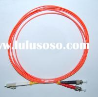 LC/ST MM Duplex Fiber Optic Patch Cable