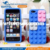 3D Building Blocks LEGO Soft Silicone Case Cover For Apple iPhone