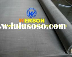 80 mesh high temperature resisting nickel wire mesh ,mesh strip in Ni200 wire | generalmesh