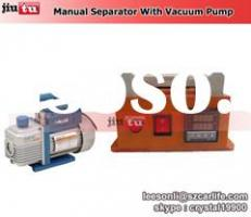 9TU-D010 (Manual Lcd Separator With Vacuum Pump)